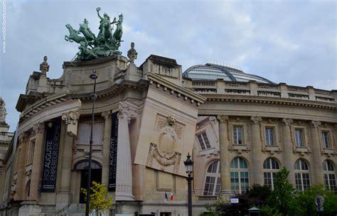 Grang Palais by Artwork Of Escher Or Grand Palais In World Of