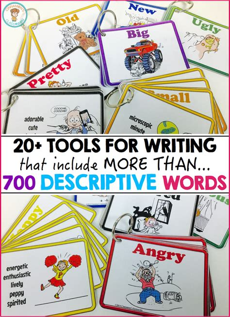Vocabulary Used In Descriptive Essays by Descriptive Writing Vocabulary Words