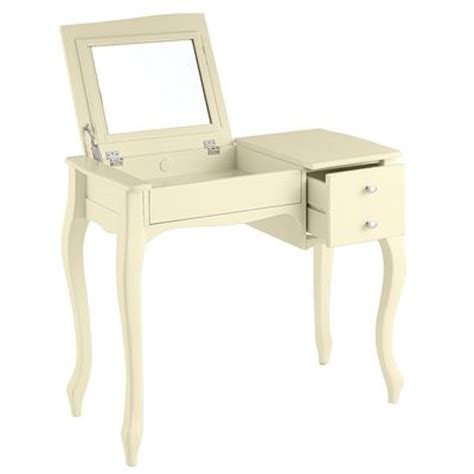 Pier 1 Vanity melanie flip up vanity antique white pier 1 imports