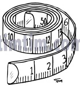 drawing with measurements online pics photos measuring tape cartoons measuring tape