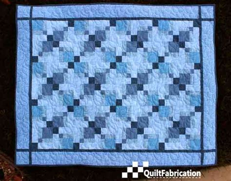 quilt pattern for disappearing nine patch double d9p