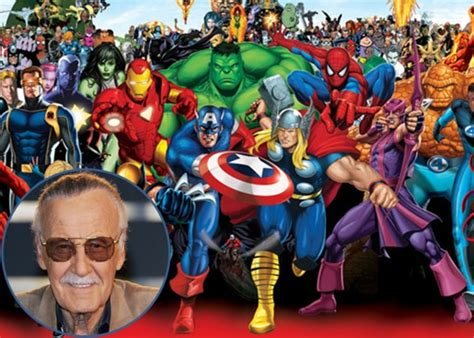 Home Decor Latest Trends by Happy Birthday Stan Lee Top 5 Marvel Comics Characters
