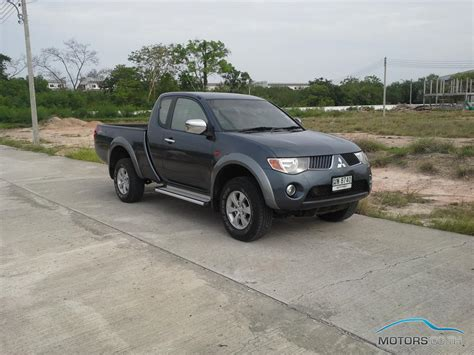 mitsubishi triton 2008 mitsubishi triton 2008 motors co th