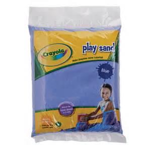 crayola colored sand crayola play sand blue other home improvement walmart