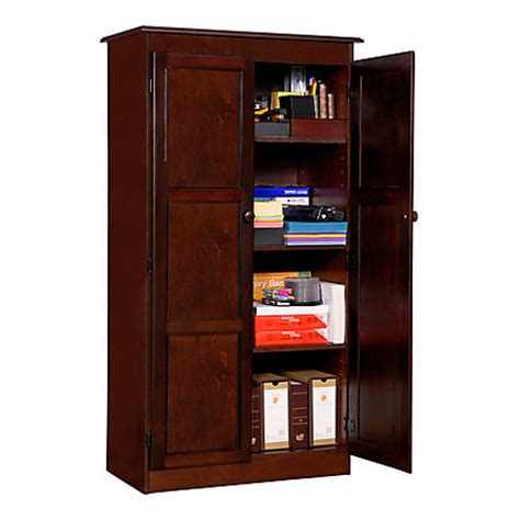 concepts in wood storage cabinet 60 h x 30 12 w x 17 18 d
