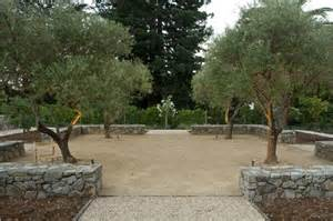 Backyard Trees Landscaping Ideas Decomposed Crushed Granite Empire Company