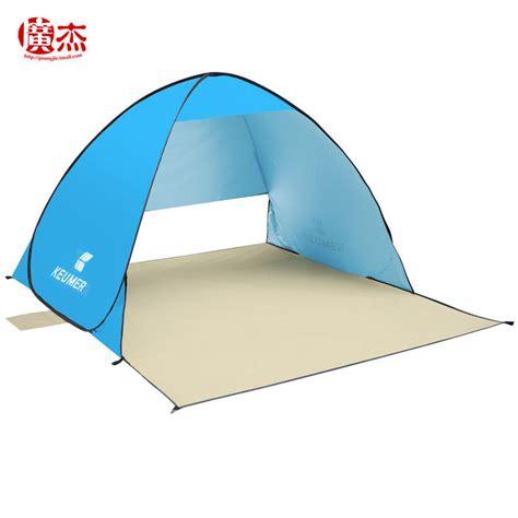 Open Canopy Tent 2016 Summer Keumer Pop Up Open Tent 3 4 Persons