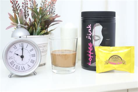 Royal Collagen Cappuccino pinkish cosmetic coffee pink kopi diet tanpa kafein