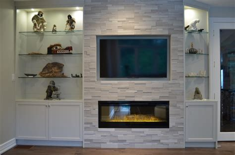 Dark Pine Bookcase Fireplaces Amp Tvs 4 Things You Re Doing Wrong Stylish