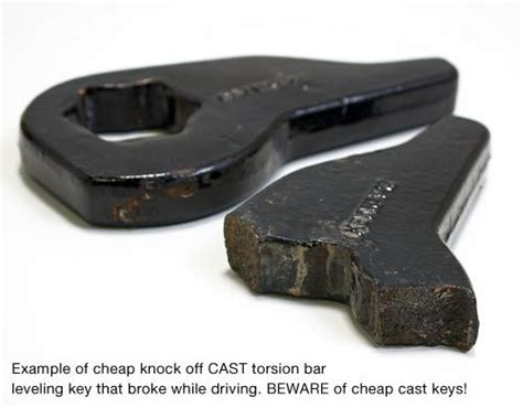 torsion key lifts   ford ranger