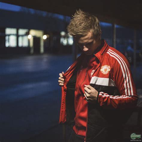 Adidas Manchester United Windbreaker Original adidas originals x manchester united bayern m 252 nchen and
