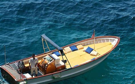 boat tour capri capri time boats a tailor made boat tour