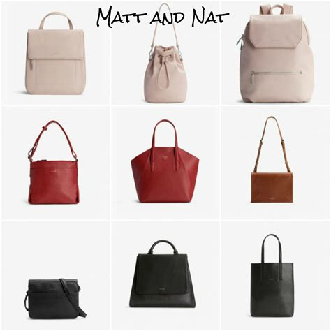 Mat And Nat by Vegan Leather Bags Trusted Clothes