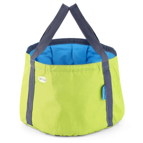 Portable Cing Sink Washing Bag 10l portable outdoor travel foldable folding cing