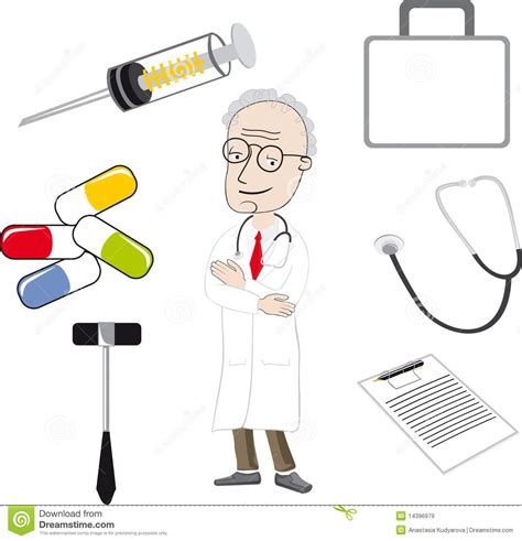 imagenes de herramientas medicas el doctor y las herramientas m 233 dicas im 225 genes de archivo
