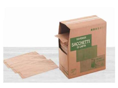 buste di carta per alimenti sacchetto carta avana neutro per alimenti vari formati