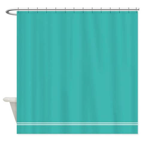 turquoise blue curtains turquoise blue shower curtain by inspirationzstore