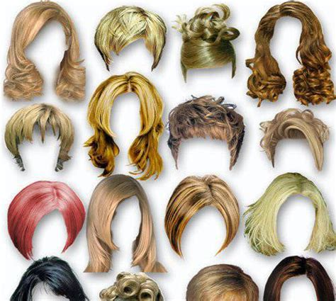 16 Hair Psd Templates Images Photoshop Hairstyles Templates Free Photoshop Psd Files Download Hair Design Templates