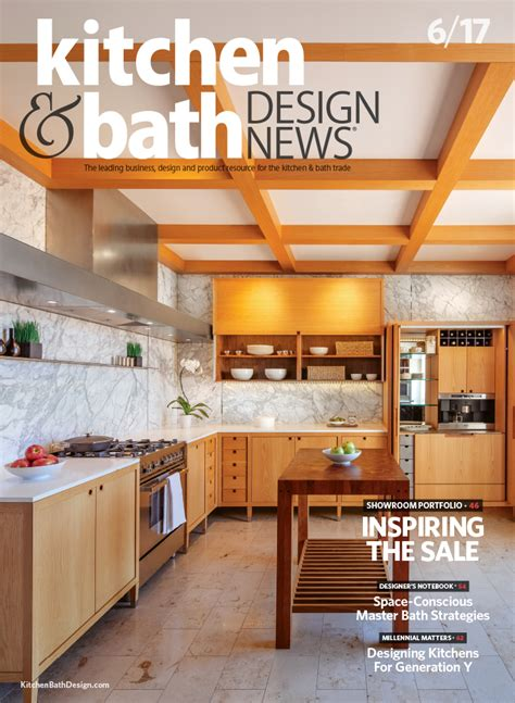 kitchen design news kitchen and bath design magazine peenmedia com