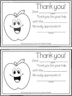 thank you letter to parents for attending open house 1000 images about school open house ideas on