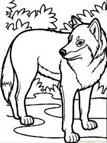 printable wolf coloring pages az coloring pages