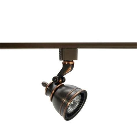Home Depot Track Lights by Juno Bell Gu10 Bronze Track Lighting