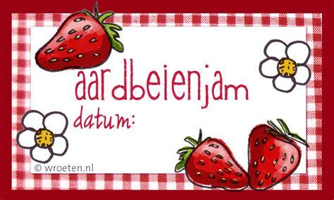 Etiketten Jam Maken by Zeer Jam Etiketten Maken Wh72 Belbin Info