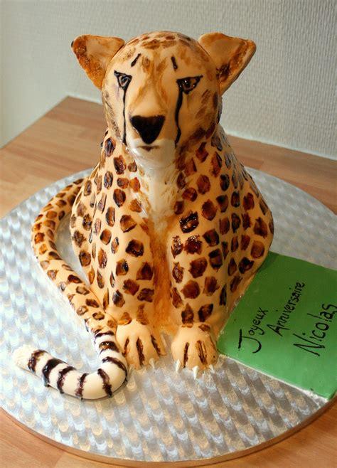 cheetah cakes decoration ideas birthday cakes
