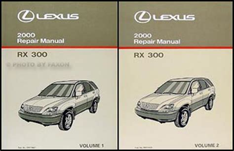 auto repair manual free download 2000 lexus rx windshield wipe control search