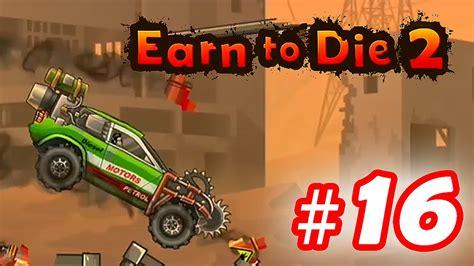 earn to die 2 full version ios walkthrough earn to die 2 part 16 ios android youtube