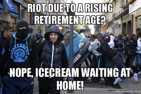 Riot Meme - site unavailable