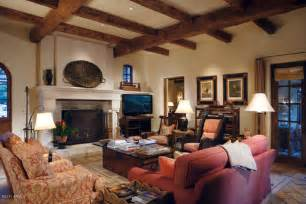 The living room in spanish living room decorating ideas