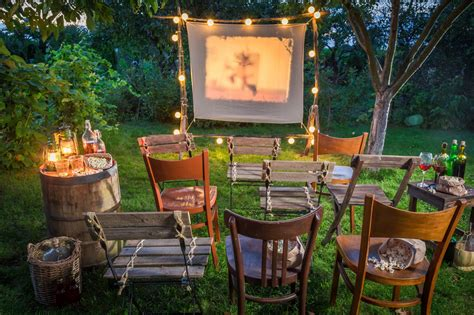 outdoor cinemas      ultimate home