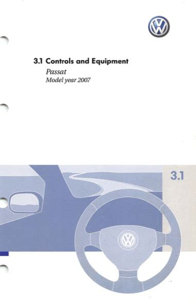 free download parts manuals 2007 volkswagen passat on board diagnostic system 2007 volkswagen passat owners manual in pdf