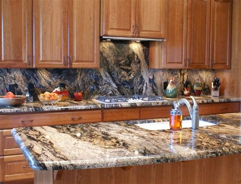 Houzz Granite Countertops by Volcano Granite Countertops 3cm Traditional Kitchen Countertops Other Metro By Accent
