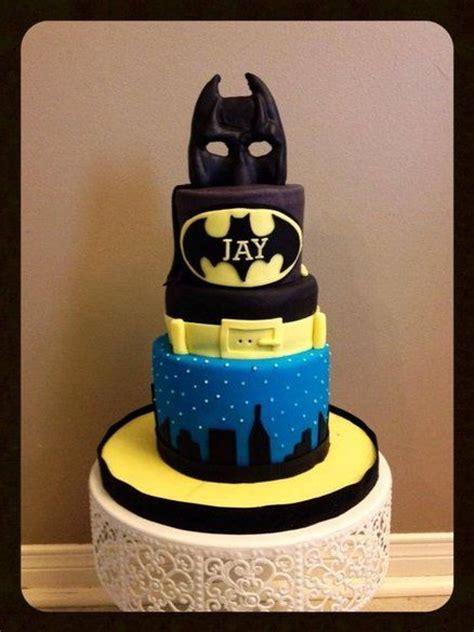 79 best images about batman cakes on