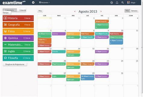 Calendario De Estudio Crea Un Calendario De Estudio Con La Nueva Herramienta De