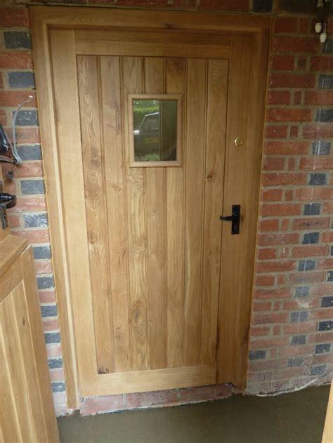 Oak Front Door Oak Doors Oak Door