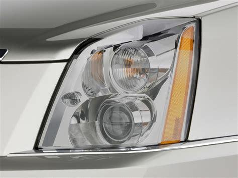 cadillac dts headlights image 2008 cadillac dts 4 door sedan w 1sa headlight