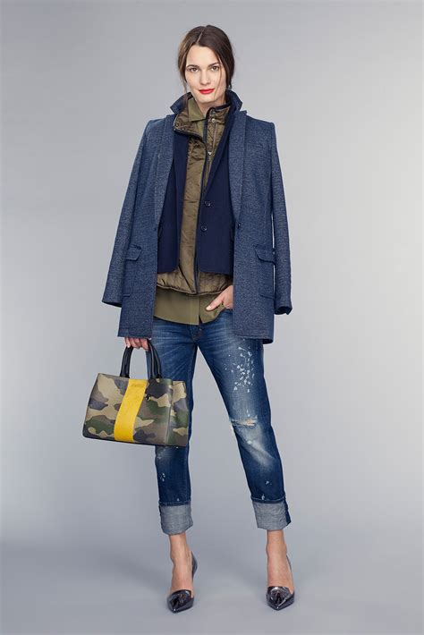 woman casual fashion trends for 2015 fall winter street style looks in banana republic women s
