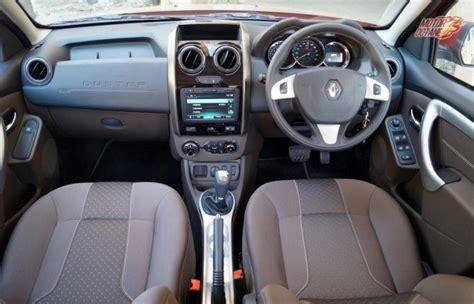 interior duster renault duster interior www imgkid the image kid