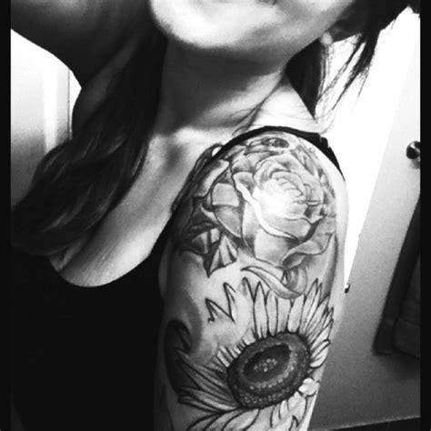 quarter sleeve daisy tattoo 95 best tattoo ideas images on pinterest tattoo ideas
