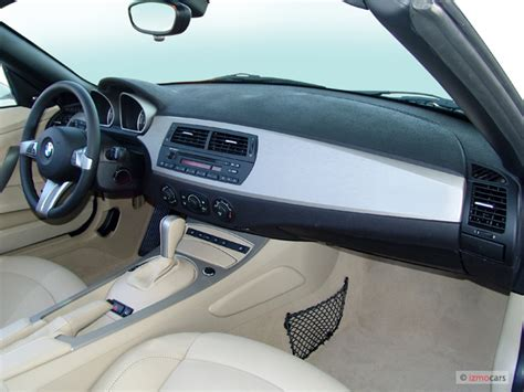 bmw z4 dashboard image 2005 bmw z4 series z4 2 door roadster 3 0i