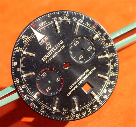 Rolex Black Matic breitling black navitimer chrono matic vintage part