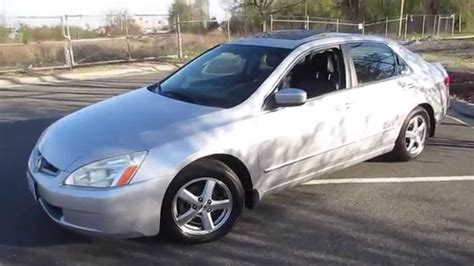 2003 Honda Accord Ex by 2003 Honda Accord Ex L 5 Spd Early Updates