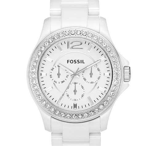 Fossil Es3579 Original relojes fossil mujer blanco