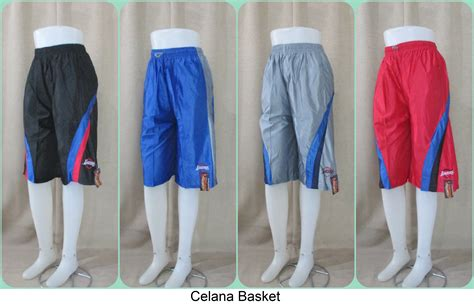 Termurah Fringe Bahan All Size pusat grosir celana basket dewasa termurah cikarang 20ribuan