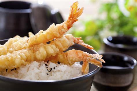 cucina giapponese tempura non friggere prova la tempura la cucina italiana
