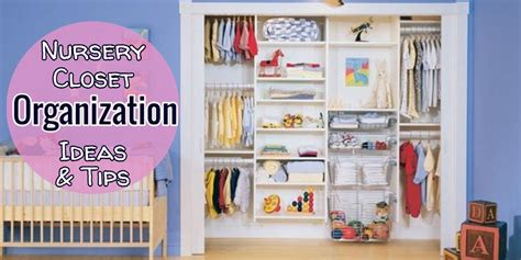 diy nursery closet organizer nursery closets thenurseries