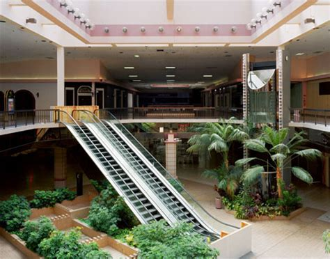 ghostly images of abandoned malls houses and buildings by the ghosts of shopping past abandoned malls and big box